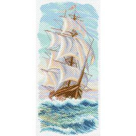 """Канва с рисунком Матренин посад 1639 """"Утренний бриз"""""""