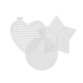 Канва пластиковая набор ассорти
