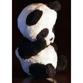 мягкая игрушка панда мишка тедди