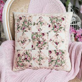 Набор для изготовления подушки Peppy PLW-0119 Викторианские розы