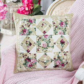 Набор для изготовления подушки Peppy PLW-0120 Благоухание цветов