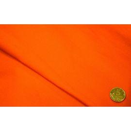Ткань Саржа оранжевая ширина 150 см