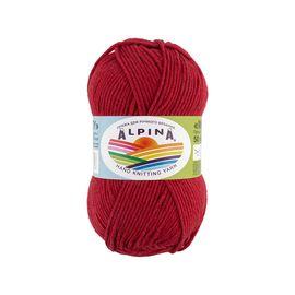 """Пряжа импортная Alpina """"MISTY""""  70% хлопок, 30% шерсть 10 х 50 г"""