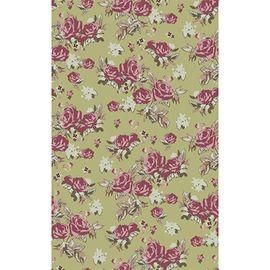 Ткань Викторианские розы PEPPY ВР-32 зеленый