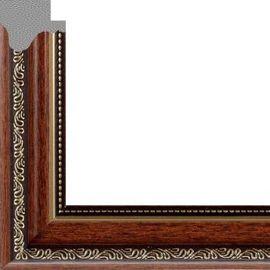 Рама без стекла для картин Dorothy (пластик) коричневая