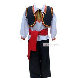 Детский народный костюм Молдавский