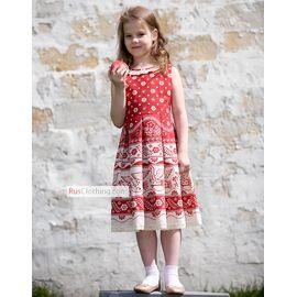 Детский народный костюм Красна Девица
