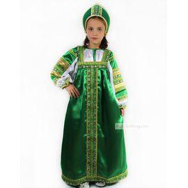 Русское народное платье для девочки Василиса