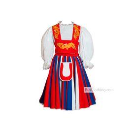 Народный костюм Финский