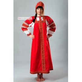 Народный костюм для девочки Дуняша