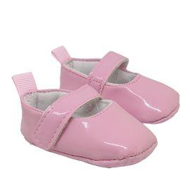 Туфли для куклы лакированные, цвет розовый