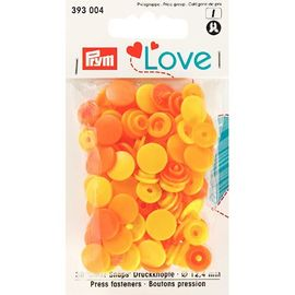 Kнопки Color SnapsLove Prym 393004