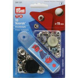 Кнопки 15мм (Анорак) Prym 390301