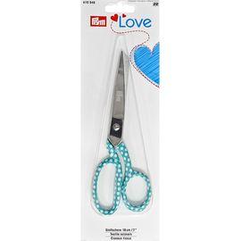 Ножницы для ткани Prym Love сталь 610540
