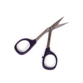 Ножницы для вышивки, тонкие, изогнутые, со стандарт. ручками Prym 611516