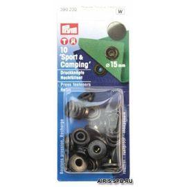 Кнопки Спорт и кэмпинг Prym 390230 для Prym 390200