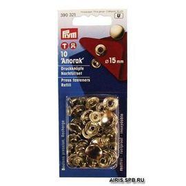 Кнопки 15мм (Анорак) Prym 390321 для Prym 390301