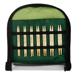Набор Special Interchangeable Needle Set съемных спиц Bamboo Knit Pro 22565