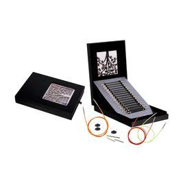 Подарочный набор Interchangeable Needle Set съемных спиц Karbonz Knit Pro 41620