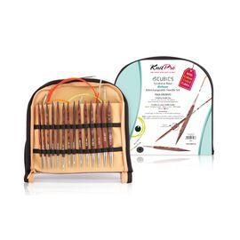 Набор Deluxe Set съемных спиц Cubics Knit Pro 25613