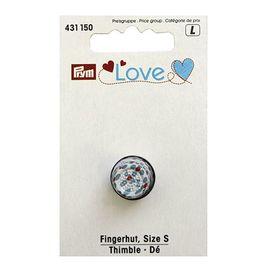 Напёрсток Prym Love, размер S, металл, цветной Prym 431150