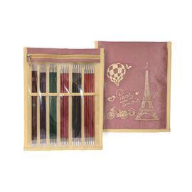 Набор чулочных спиц Royale 20см ламинированная береза, Knit Pro 29312