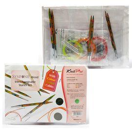 Набор Starter Set съемных спиц Symfonie Knit Pro 20604