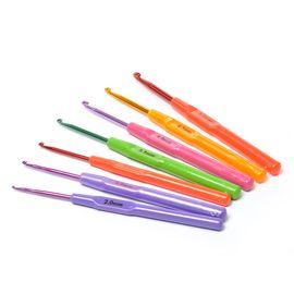 Набор алюминиевых крючков с пластиковой ручкой TB.AL-PL12