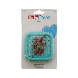Магнитная игольница Prym Love c портновскими булавками (9г) Prym 610287