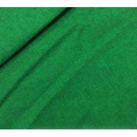 Бязь хлопок, цвет зелёный ширина 150 см