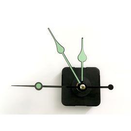 Часовой механизм BUF-2055Y стрелки с флуоресцентным покрытием