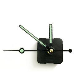 Часовой механизм BUF-2056Y стрелки с флуоресцентным покрытием