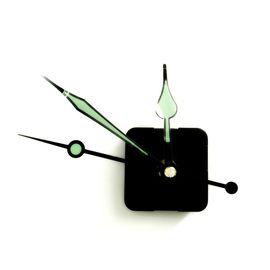 Часовой механизм BUF-3130Y стрелки с флуоресцентным покрытием