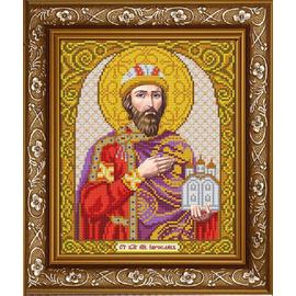 Канва для бисера Славянка ИС-4052 Святой Ярослав
