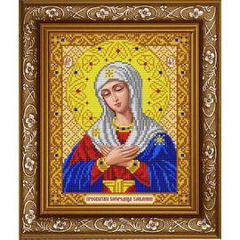 Канва для бисера Славянка ИС-4048 Умиление в золоте