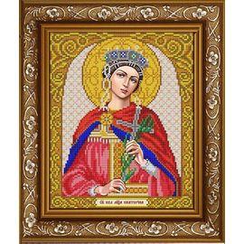 Канва для бисера Славянка ИС-4033 Святая Великомученица Екатерина