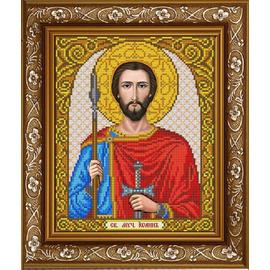 Канва для бисера Славянка ИС-4042 Святой Иван Воин