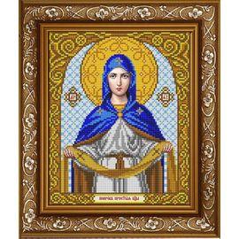 Набор для вышивания бисером Славяночка НИС-4008 Покров Пресвятой Богородицы