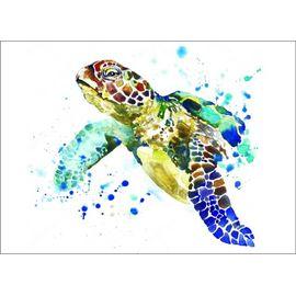 Алмазная мозаика Цветной LE015 Черепаха
