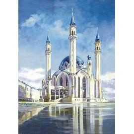 Алмазная мозаика Цветной LE022 Мечеть Кул-Шариф