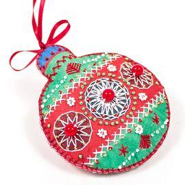 Набор для шитья и вышивания сувенир Матренин Посад 8464 Шарик
