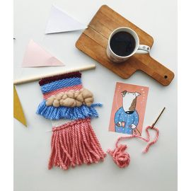 """Набор для ткачества Woolla WL-0150 """"Нежные объятья"""""""