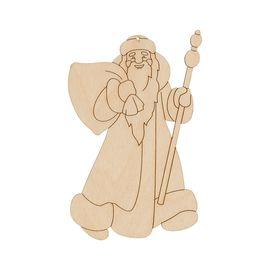 Деревянная заготовка Mr. Carving ВД-800 Дед Мороз