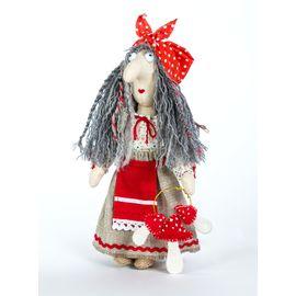 """Набор для изготовления текстильной игрушки """"Баба Яга"""""""