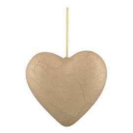 Сердце из папье-маше PAM-082