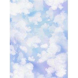 Дизайнерская Канва Белоснежные облака КД-101