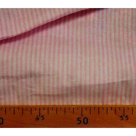 Нежно-розовая полоска