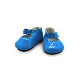 Туфли для куклы лакированные,