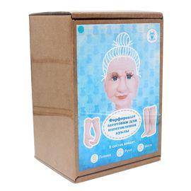 Фарфоровая заготовка для изготовления куклы Бабушка