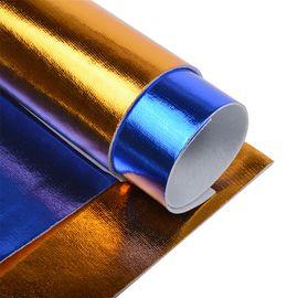 Набор листового фетра металлизированный